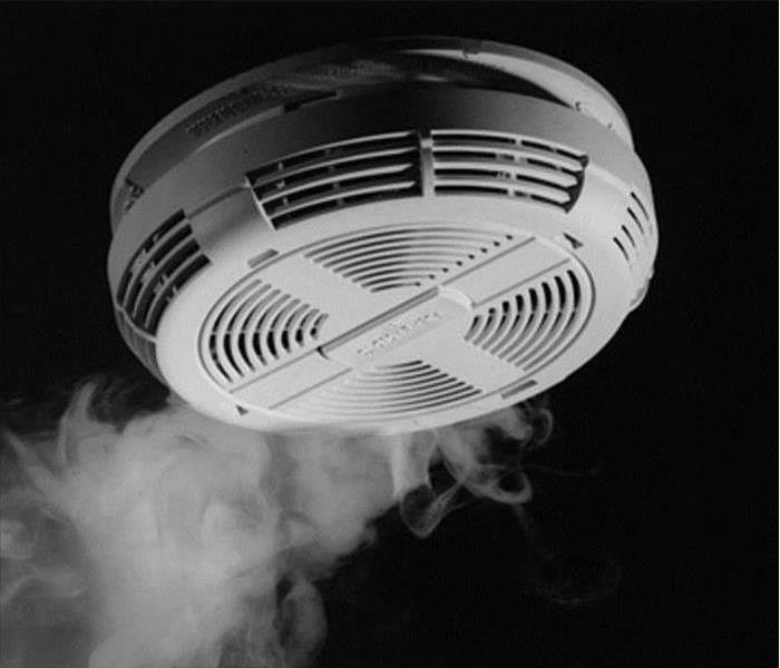 Fire Damage Fire Safety Smoke Alarm Tips In Chesterfield, MO