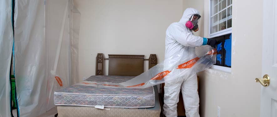 Chesterfield, MO biohazard cleaning