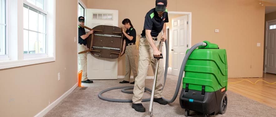 Chesterfield, MO residential restoration cleaning